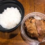 帯広炭火焼豚丼 豚吉 - 豚丼