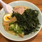 麺家 浜風 - 浜風ラーメン