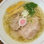拉麺 イチバノナカ - 料理写真:塩ラーメン