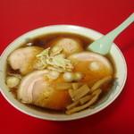五十番 - チャーシュー麺 600円