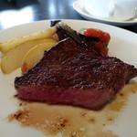 ラ ビステッカ - 料理写真:赤身ステーキ100g
