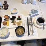 112111292 - 朝食バイキング。和も充実。