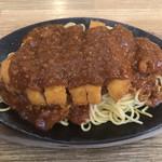 レストラン泉屋 - 料理写真:スパカツ 980円