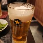 A4和牛 濃厚チーズ 川崎アモーレ - 一体何杯飲んじゃったか( ・◇・)?