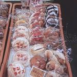 ササキパン本店 - 菓子パン(各¥130)