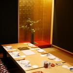 琉球鮨 築地青空三代目 - ☆豪華な雰囲気の個室もありました(*^^)v☆