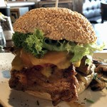 112124308 - Route 66 Burger(アップ)♪