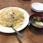 中国料理 熊福 - 料理写真:カニレタスチャーハン(780円)