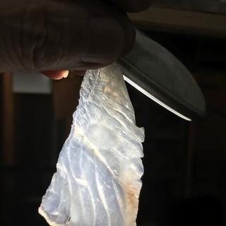 スズキという魚を極限に仕上げる、その秘密は江戸時代にあった、