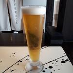 テラス - ビール
