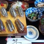 きびなご寿し 味千 - きびなご寿司 1700円
