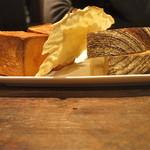 La vida - 自家製のパン
