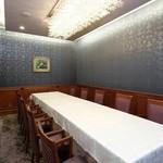 ぐりる屋島 - 個室「バラの間」
