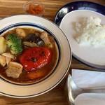 ハバネラ - 料理写真:ハバネラポークカレー