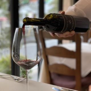 多彩なラインナップのイタリアワインはシーンに合わせて楽しめる