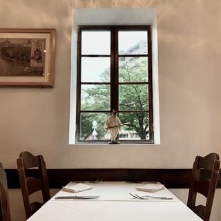雰囲気はまるでイタリア。上質な空間で過ごすとっておきのひと時