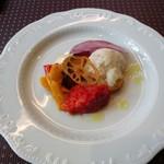 11214783 - 有機野菜の盛り合わせ