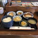 和食亭こもり - 料理写真:日替り定食
