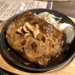 肉バル 東京グリルセンター - トンテキ