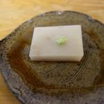 わかみや - 蕎麦豆腐