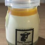 Farm Designs - マンゴーパッションレアチーズケーキ 380円(税別)