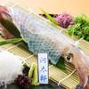 河太郎 - 料理写真:イカ活き造り
