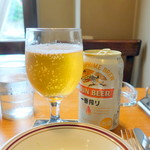 ターボー 80 - 缶ビール540円