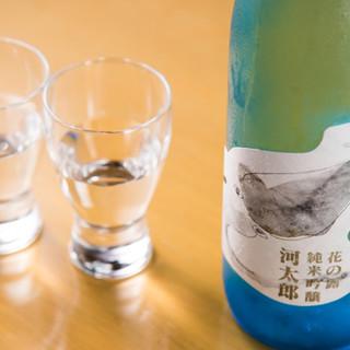 九州が育んだ銘酒を飲まずには帰れない。美酒の数々に舌を鳴らす