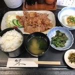 新日本料理 美正 - こんな感じ。