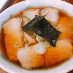 三栄軒 - 料理写真: