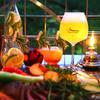 スラッシュカフェ - 料理写真:ビアテラス2019