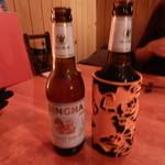 ネン タイキッチン - タイビール(シンビール)