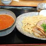 112164656 - トマチリdeつけ麺です☆ 2019-0723訪問