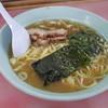 ラーメンショップ  - 料理写真:正油ラーメン(アサ570円)