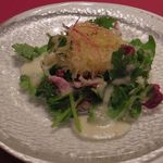 シーファン - パクチーとクラゲのサラダ