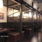 水炊き・焼き鳥 とりいちず食堂 - 内観写真: