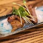 たもいやんせ - 諸塚村のイノシシ味噌ずけ
