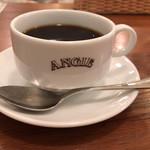 ANGIE - ホットコーヒー