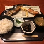 魚魯魚魯 - 本日の焼魚御膳