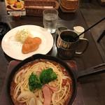 ROUEN - 料理写真:鉄板あんかけオリジナル ¥730+税