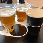 Hathor - 阪神百貨店の催事、3種飲み比べセット1400円