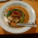 中国ラーメン揚州商人 - 冷やし坦々麺(¥940(税込))