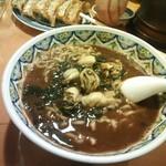 中国ラーメン揚州商人 - 前に食べたもの3