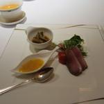 中国料理 桃花林 - 前菜2種盛り