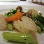 中国料理 桃花林 - 豆板醤入り中国黒豆ソース