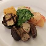 ピアノピアーノ - 前菜「カポナータ」