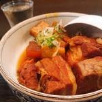 板長 - 豚の角煮