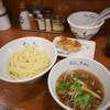 チックタック - 料理写真:つけめん / あっさり鶏ガラ醤油