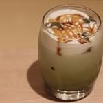 カフェ カリオカ - 抹茶ラテ(アイス)