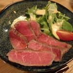 和ビストロ 菜 - 料理写真:国産牛ももローストビーフ
